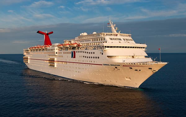 Carnival Cruise Line-Carnival Sensation