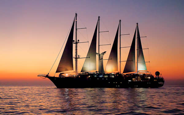 Windstar Cruises-Wind Star