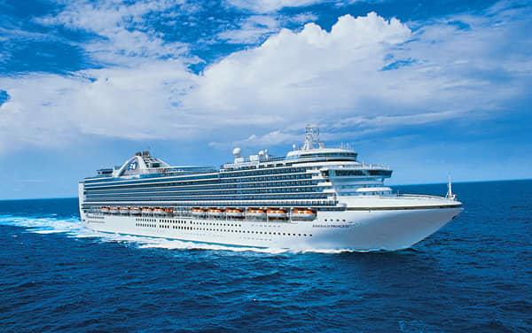 Princess Cruises-Emerald Princess