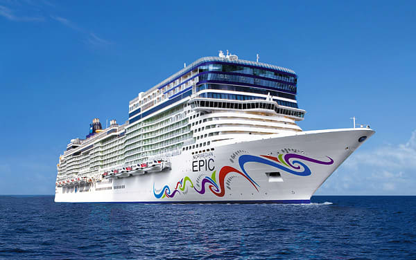 Norwegian Cruise Line-Norwegian Epic