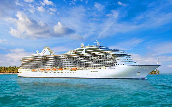 Oceania Cruises-Marina