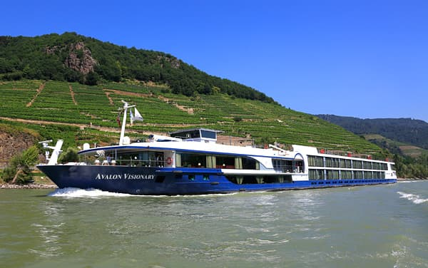 Avalon Waterways River Cruises-Avalon Visionary