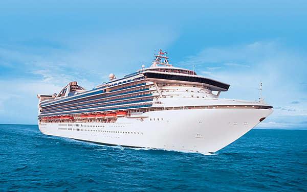 Princess Cruises-Star Princess