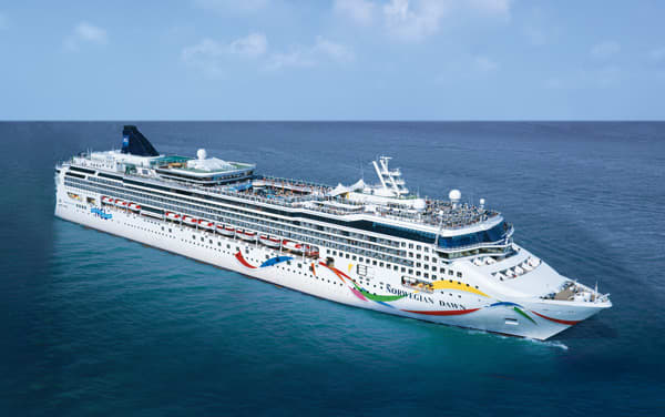 Norwegian Cruise Line-Norwegian Dawn