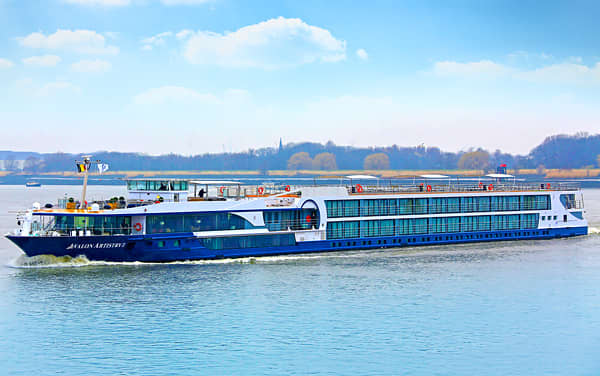 Avalon Waterways River Cruises-Avalon Artistry Ii