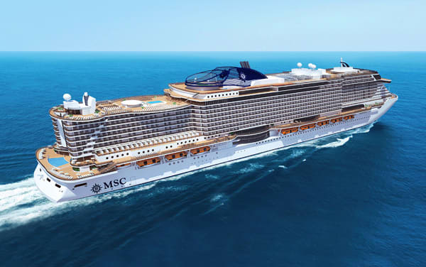 MSC Cruises-Msc Seaside