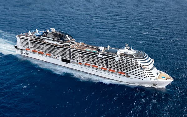 MSC Cruises-Msc Virtuosa