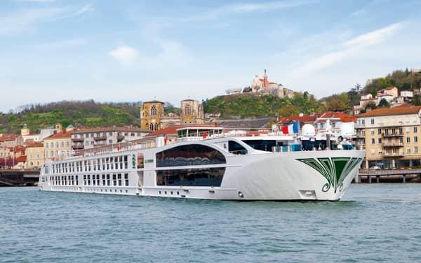 Uniworld River Cruises-S.S. Joie De Vivre