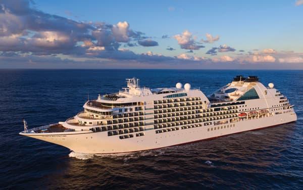 Seabourn Cruise Line-Seabourn Encore