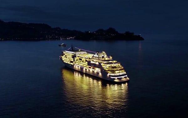 Silversea Cruises-Silver Moon