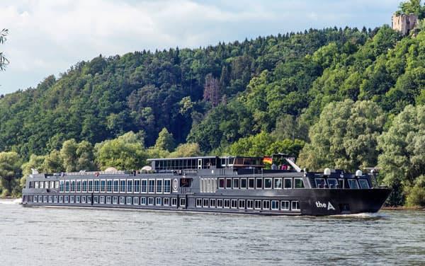 U River Cruises-The A
