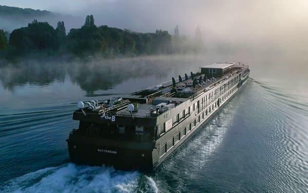 U River Cruises-The B