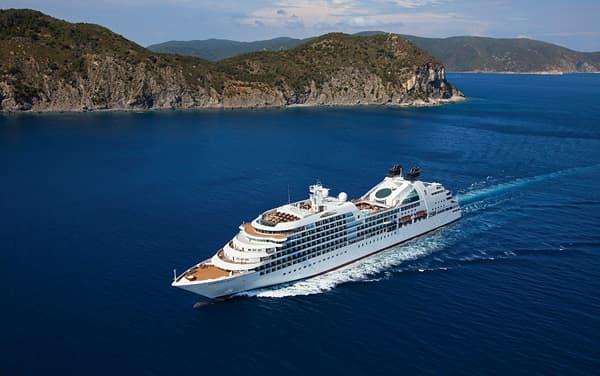Seabourn Ovation Transatlantic Cruise Destination
