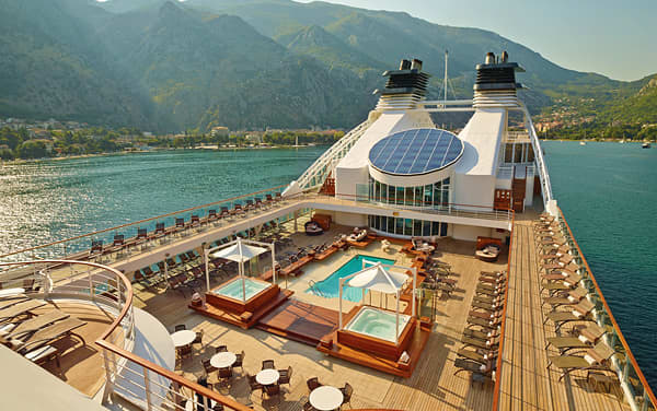 Seabourn Sojourn World Cruise Destination