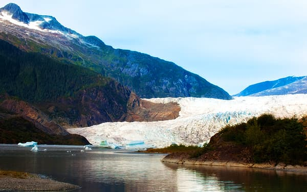Silver Shadow Alaska Cruise Destination