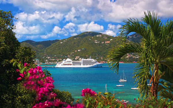 Silver Shadow Caribbean Cruise Destination