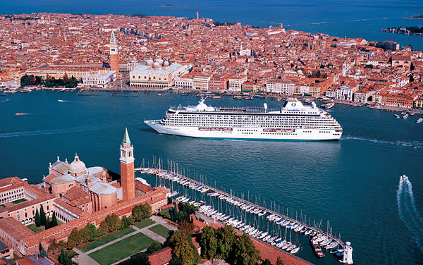 Crystal Symphony Mediterranean Cruise Destination