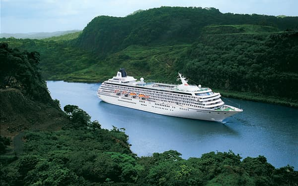 Crystal Serenity Panama Canal Cruise Destination
