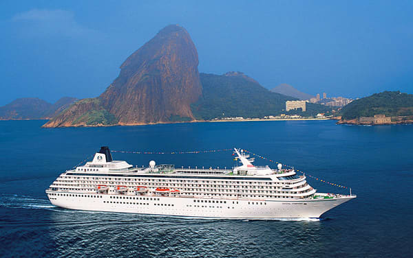 Crystal Endeavor South America Cruise Destination