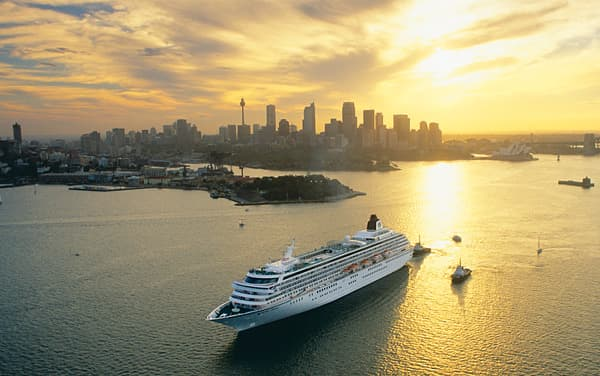 Crystal Symphony Australia/New Zealand Cruise Destination