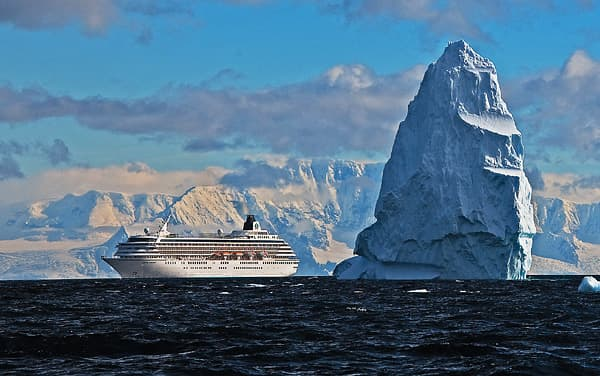 Crystal Endeavor Antarctica Cruise Destination
