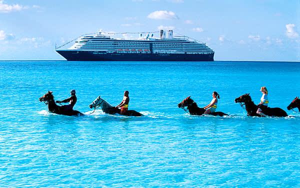 Zuiderdam Western Caribbean Cruise Destination