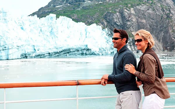 Oosterdam Alaska Cruise Destination