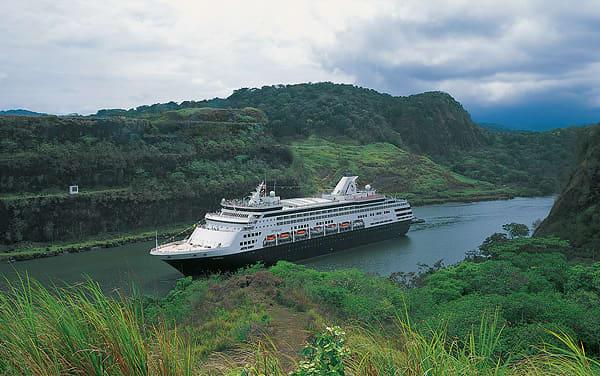 Volendam Panama Canal Cruise Destination
