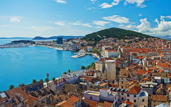 Marina Mediterranean Cruise Destination