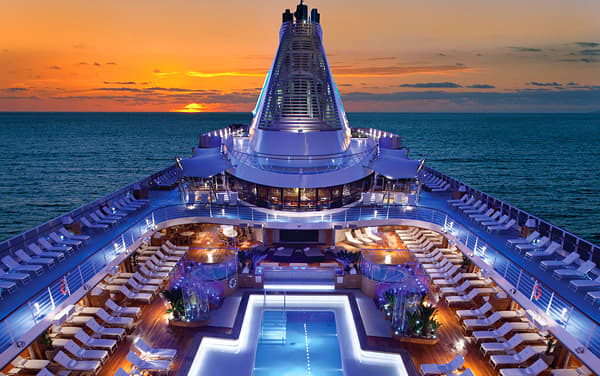 Sirena Transatlantic Cruise Destination