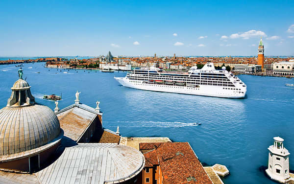 Island Princess Europe Cruise Destination