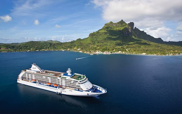 Seven Seas Mariner South Pacific / Tahiti Cruise Destination