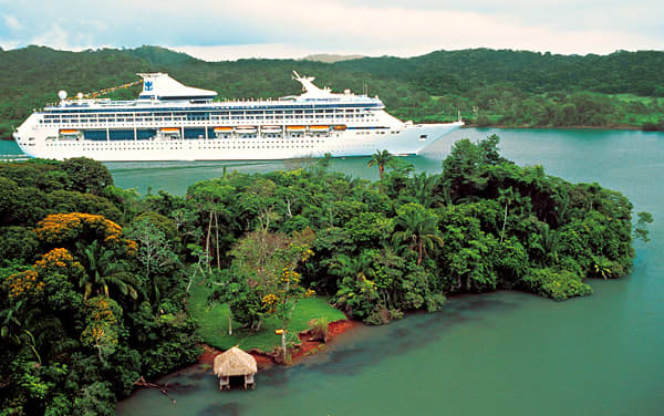 Rhapsody Of The Seas Panama Canal Cruise Destination