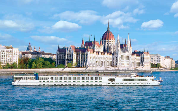 S.S. Maria Theresa Europe Cruise Destination