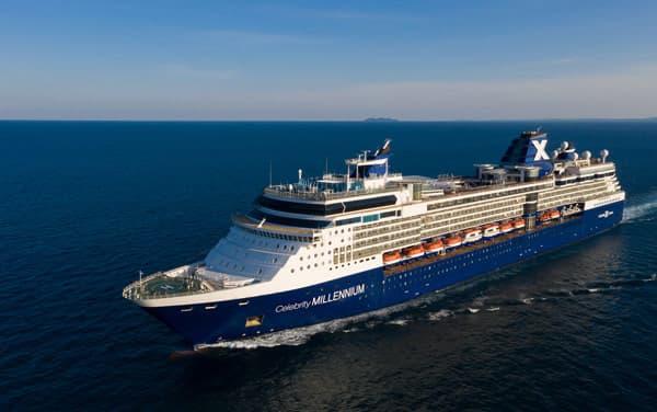 Celebrity Summit Repositioning Cruise Destination
