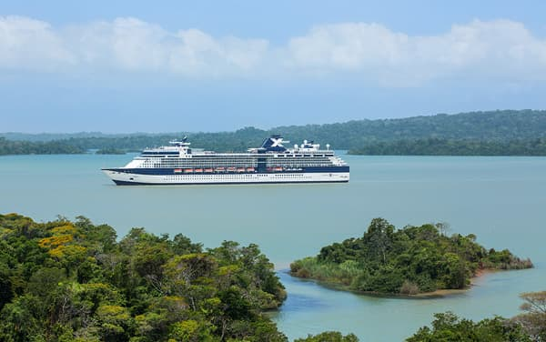 Celebrity Edge Panama Canal Cruise Destination