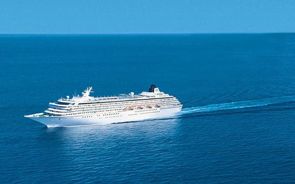 Crystal Symphony Transpacific Cruise Destination