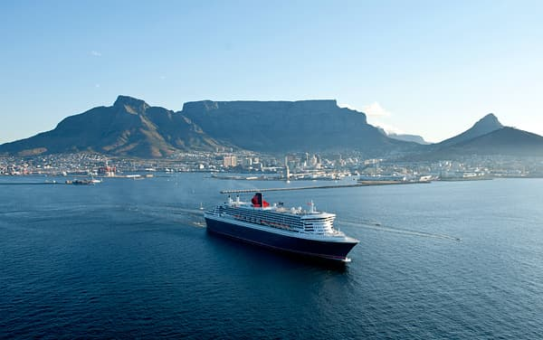 Queen Mary 2 Africa Cruise Destination