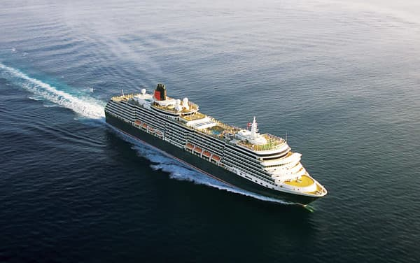 Queen Elizabeth Transpacific Cruise Destination