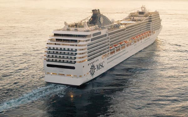 MSC Cruises-World