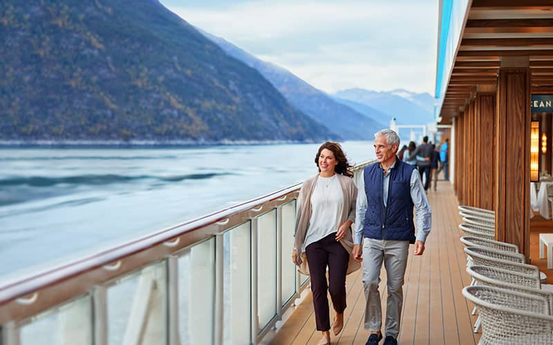 Norwegian Jade Transpacific Cruise Destination