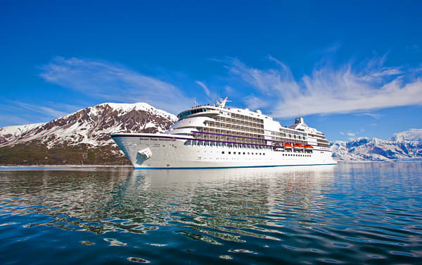 Seven Seas Mariner Alaska Cruise Destination