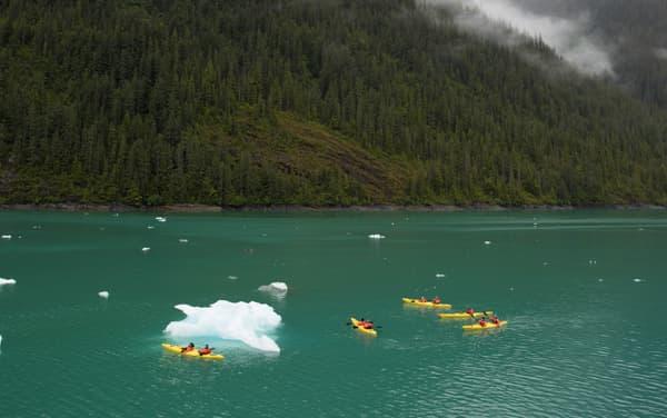 Seabourn Cruise Line-Alaska