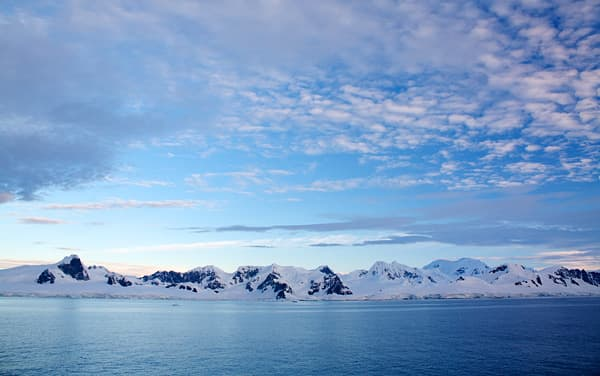 Seabourn Venture Antarctica Cruise Destination