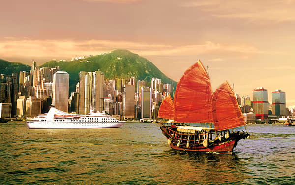 Seabourn Ovation Asia Cruise Destination