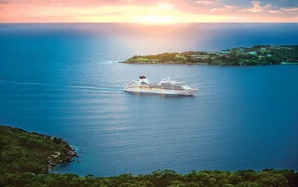 Seabourn Sojourn Caribbean Cruise Destination