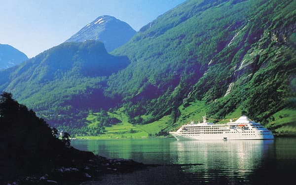 Silver Whisper Northern Europe Cruise Destination
