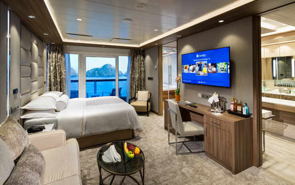 Azamara Pursuit Staterooms Vendor Experience