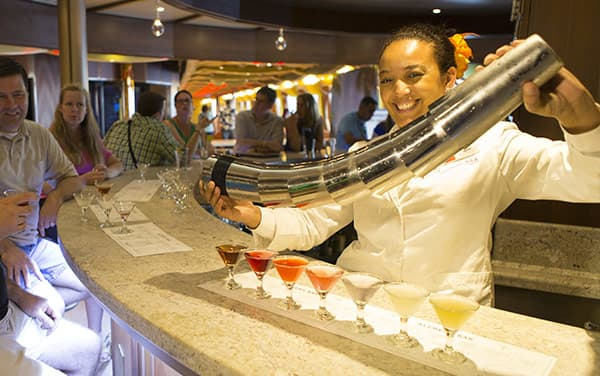 Carnival Valor Service & Awards Vendor Experience