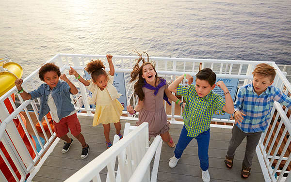 Carnival Radiance Youth Programs Vendor Experience